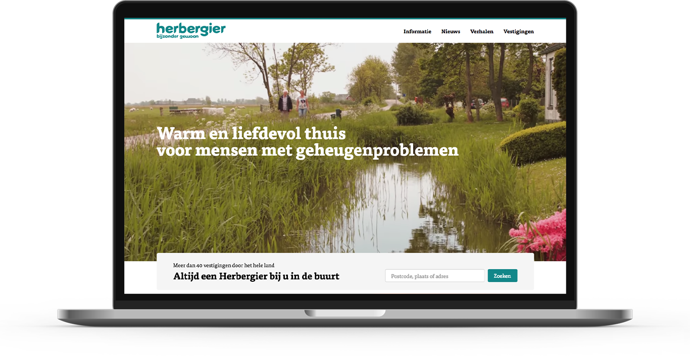 For Herbergier we created a Multi-tenant Drupal website