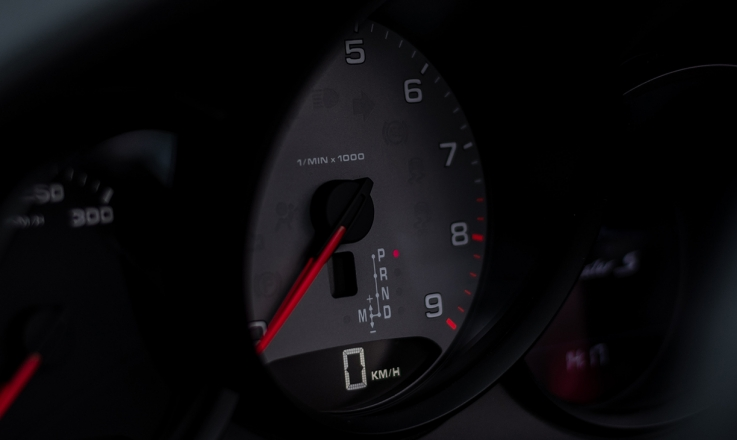 Car speedometer as analogy for Drupal 8 and 9 performance and speed